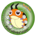 Flippos > Surprise Pokemon 165-Ledyba-Coxy.