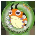 Flippos > Surprise Pokemon 165-Ledyba-Coxy.