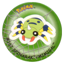 Flippos > Surprise Pokemon 167-Spinarak-Mimigal.