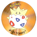 Flippos > Surprise Pokemon 175-Togepi.