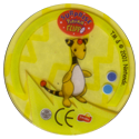 Flippos > Surprise Pokemon 180-Flaaffy-Lainergie-Back.