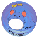Flippos > Surprise Pokemon 183-Marill.