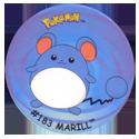 Flippos > Surprise Pokemon 183-Marill.