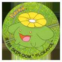 Flippos > Surprise Pokemon 188-Skiploom-Floravol.
