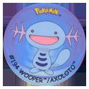 Flippos > Surprise Pokemon 194-Wooper-Axoloto.