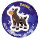 Flippos > Surprise Pokemon 228-Houndour-Malosse.
