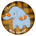 Flippos > Surprise Pokemon 231-Phanpy.
