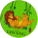 Fun Caps > 001-030 Lion King 013-Adult-Simba.