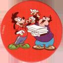 Fun Caps > 061-090 Goofy 068-Max-Goof-and-P.J.-eating-Pizza.