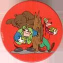 Fun Caps > 061-090 Goofy 072-Pete-and-Goofy-collecting-honey.