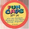 Fun Caps > 061-090 Goofy Back.