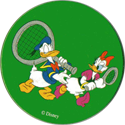Fun Caps > 091-120 Donald I 114-Donald-with-giant-tennis-racket.