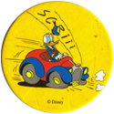 Fun Caps > 121-150 Donald II 138-Donald-Duck-gets-a-flat-tire.