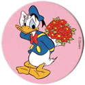 Fun Caps > 151-180 Donald III 163-Donald-with-bunch-of-flowers.