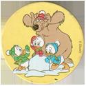 Fun Caps > 211-240 DuckTales 232-Tick-Trick-Track-und-Bär.