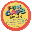 Fun Caps > 211-240 DuckTales Back.