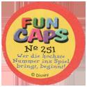 Fun Caps > 241-270 Bonkers Back.