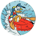 Fun Caps > 271-300 Donald V 277-Donald-Duck-in-rubber-dinghy.