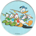 Fun Caps > 271-300 Donald V 282-Donald-Duck,-Huey,-Dewey,-and-Louie-with-fish.