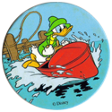 Fun Caps > 271-300 Donald V 289-Donald-Duck-on-boat.
