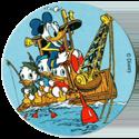 Fun Caps > 271-300 Donald V 295-Huey,-Dewey,-Louie,-and-Donald-on-boat.