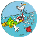 Fun Caps > 271-300 Donald V 296-Donald-Duck-snorkeling.