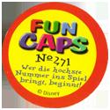 Fun Caps > 271-300 Donald V Back.
