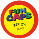 Fun Caps > Disney Superstars aus Entenhausen 01-40 Back.