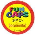 Fun Caps > Pocahontas Back.