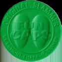 Fun Caps > Slammers > Donald Duck Back-(green).