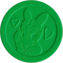 Fun Caps > Slammers > Donald Duck Daisy-Duck-(green).