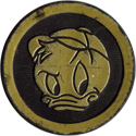 Fun Caps > Slammers > Donald Duck Donald's-Nephew-(black-&-gold).