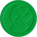 Fun Caps > Slammers > Donald Duck Love-struck-Donald-(green).