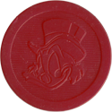 Fun Caps > Slammers > Donald Duck Scrooge-McDuck-(red).