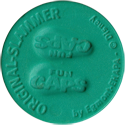 Fun Caps > Slammers > Goofy Back-(teal).