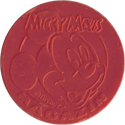 Fun Caps > Slammers > Micky Maus Magazin Red.