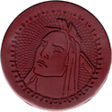 Fun Caps > Slammers > Pocahontas red-Kocoum.