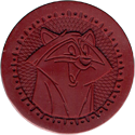 Fun Caps > Slammers > Pocahontas red-Meeko.