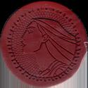 Fun Caps > Slammers > Pocahontas red-Pocahontas.