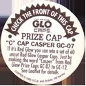 Glo-Caps > Casper Back-(Prize-Cap).