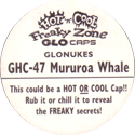 Glo-Caps > Hot 'n' Cool Freaky Zone GHC-57-Mururoa-Whale-Back.