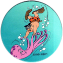 Hanna-Barbera > Flintstones 16-Fred-diving-with-octopus.