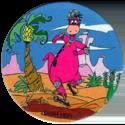 Hanna-Barbera > Flintstones 27-Rollerblading-Dino.