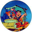 Hanna-Barbera > Flintstones 50-Flintstone-family-in-car.