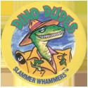Slammer Whammers > Series 5 > Dino Dudes 03.