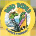 Slammer Whammers > Series 5 > Dino Dudes 04.