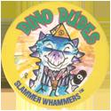 Slammer Whammers > Series 5 > Dino Dudes 09.