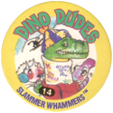 Slammer Whammers > Series 5 > Dino Dudes 14.