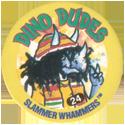 Slammer Whammers > Series 5 > Dino Dudes 24.
