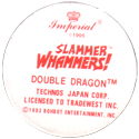 Slammer Whammers > Double Dragon Back-(lenticular).